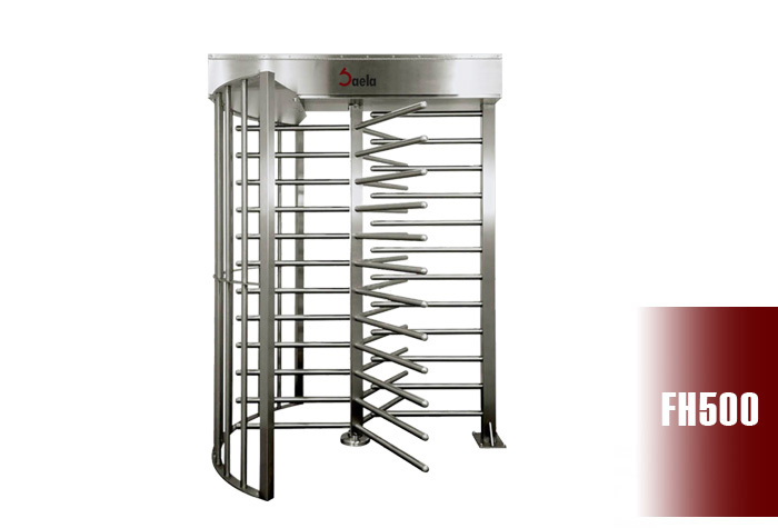 full height turnstile fh500
