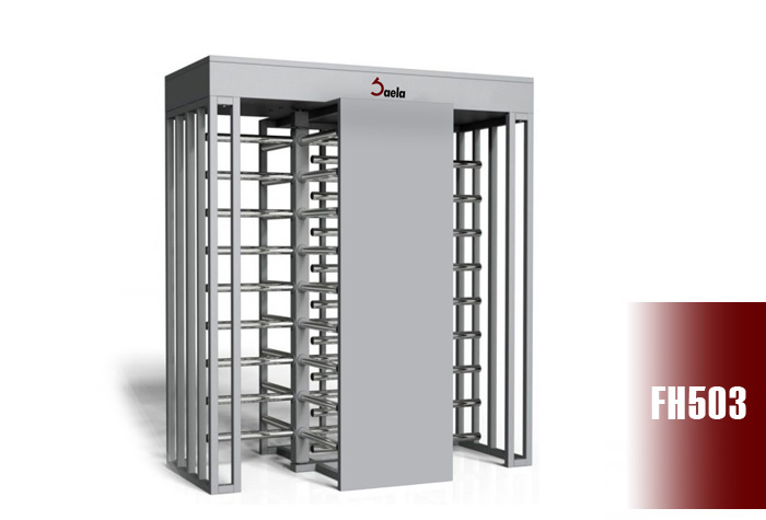 full height turnstile fh503