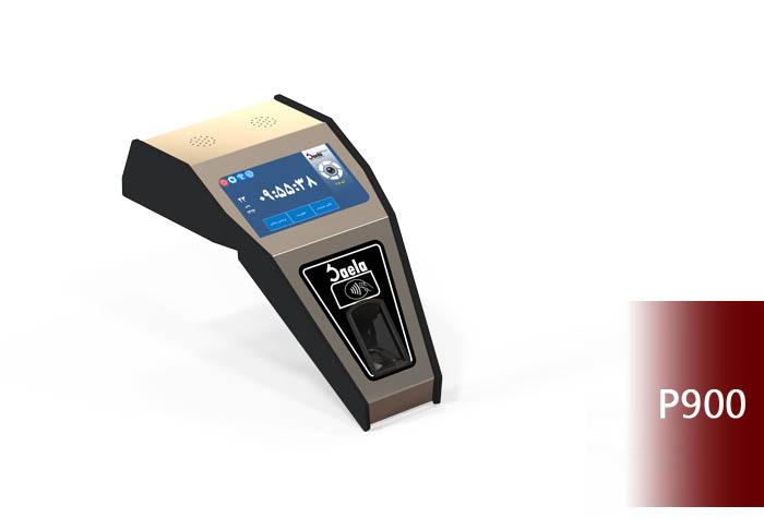 دستگاه اکسس کنترل P900