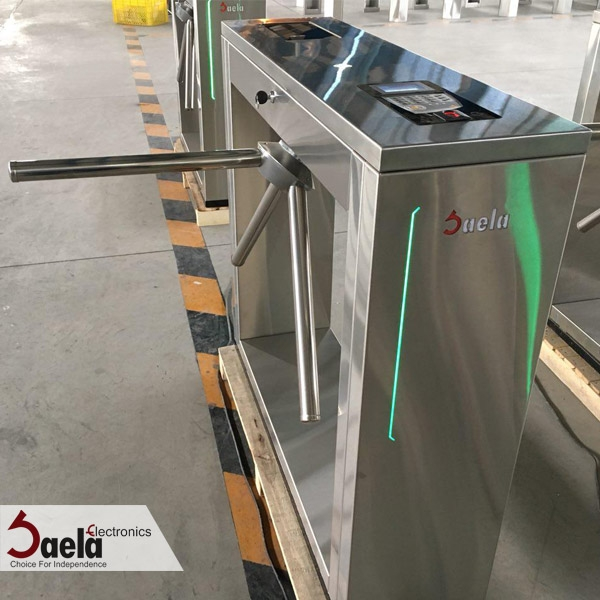 Automatic Turnstile Gate