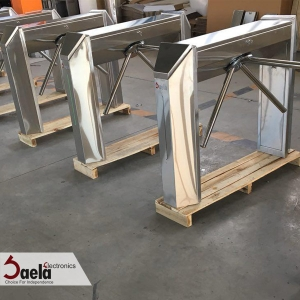 Turnstile Gate access control