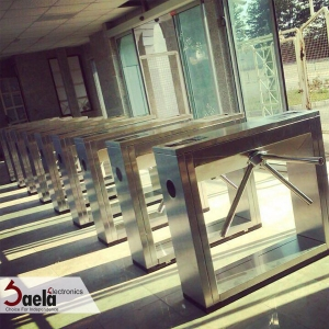 Advantages Tripod turnstile