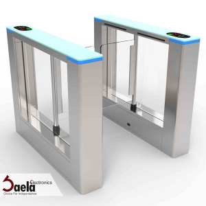 Service and support of the Turnstile gate