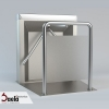 Saela turnstile access control system